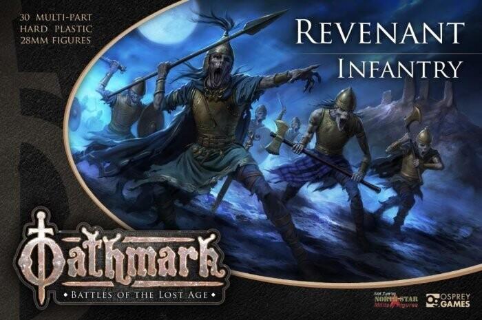 Oathmark: Revenant Infantry Box Set