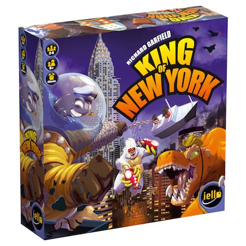 King of New York (Ding/Dent-Medium)