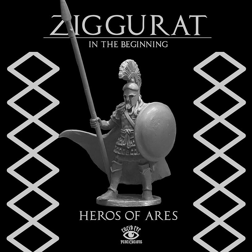 Ziggurat: Heros of Ares