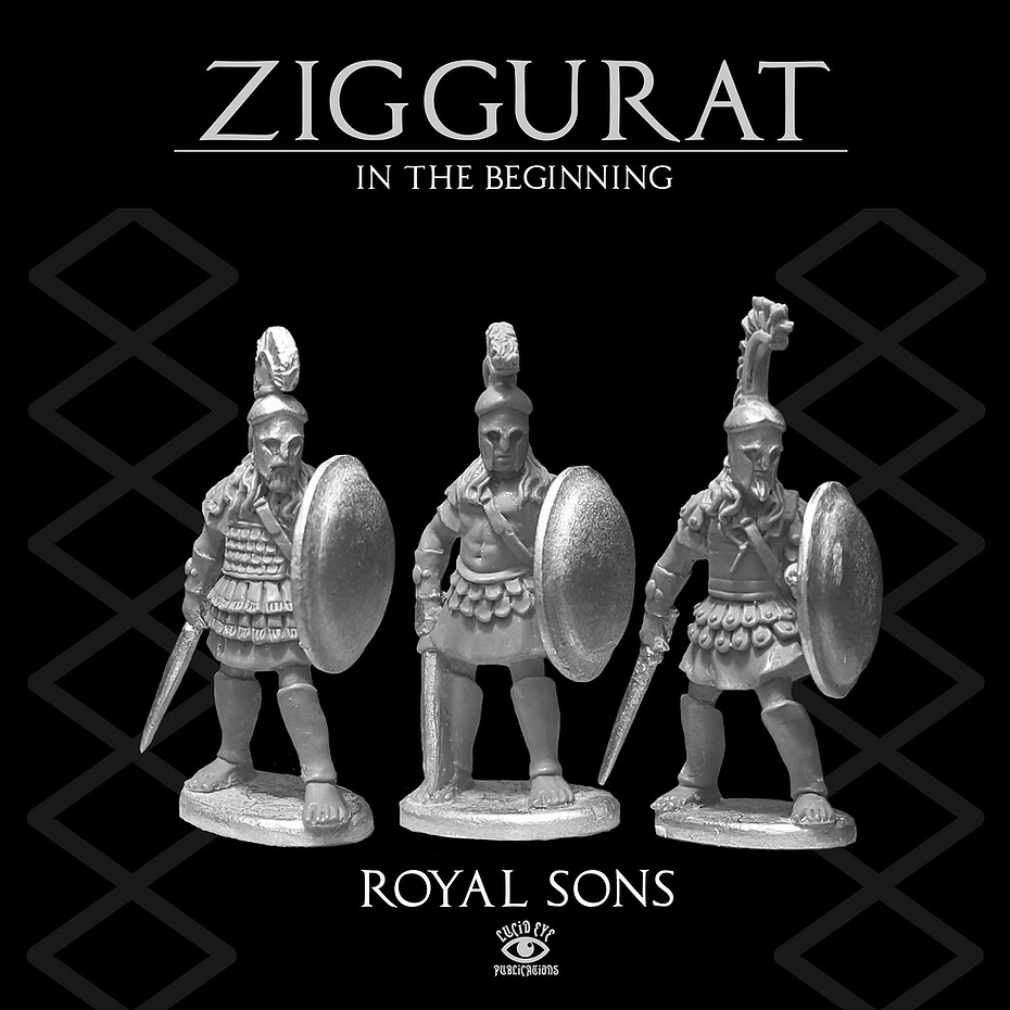 Ziggurat: Royal Sons