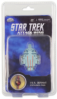 Star Trek: Attack Wing Expansion Pack - I.S.S. Defiant (Mirror Universe)