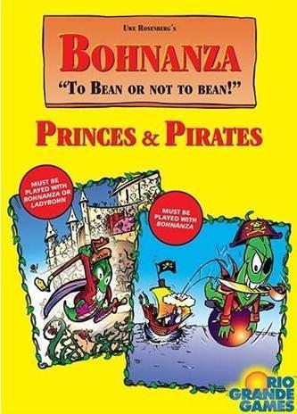 Bohnanza Expansion: Princes & Pirates
