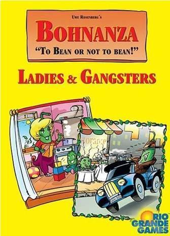 Bohnanza: Ladies & Gangsters