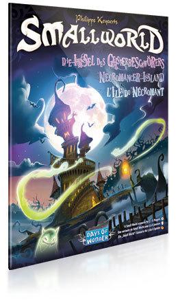 Small World Expansion: Necromancer Island