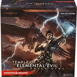 Dungeons & Dragons: Temple of Elemental Evil Board Game (Ding/Dent-Medium)