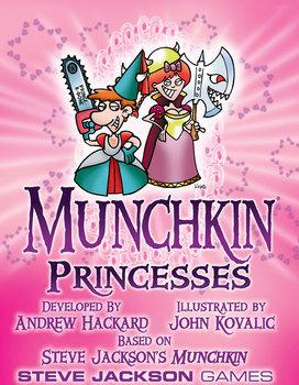 Munchkin: Princesses Booster Pack