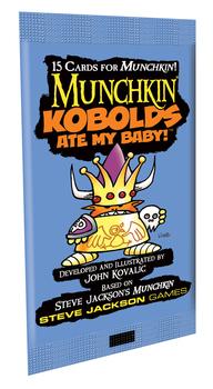 Munchkin: Kobolds Ate My Baby! Booster Pack