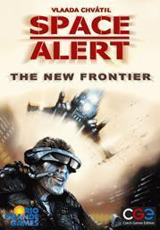 Space Alert: The New Frontier Expansion (DING/DENT-Light)
