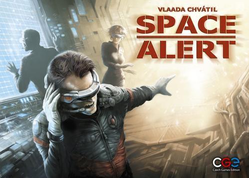 Space Alert (Ding/Dent-Very Light)