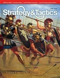 Strategy & Tactics: Sparta versus Athens