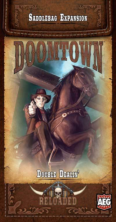 Doomtown: Reloaded Saddlebag Expansion - Double Dealin'