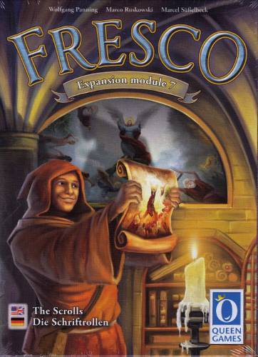 Fresco Expansion Module 7: The Scrolls