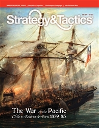 Strategy & Tactics: War of the Pacific: Chile vs. Peru and Bolivia, 1879-1883