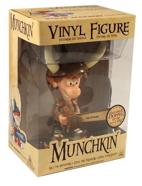 Munchkin Vinyl Figure - Doppel Spyke
