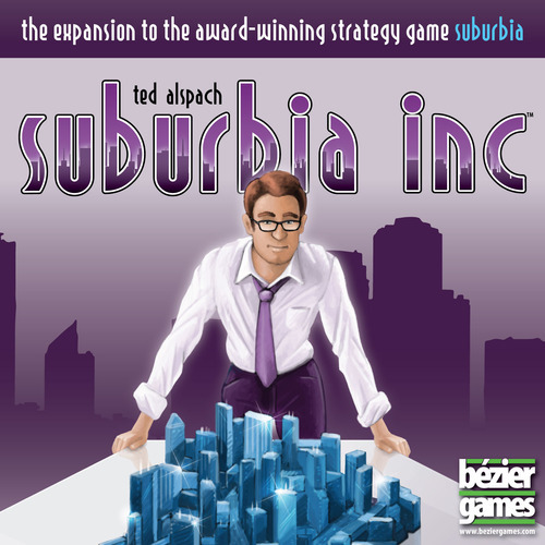 Suburbia 5★ (Expansion)