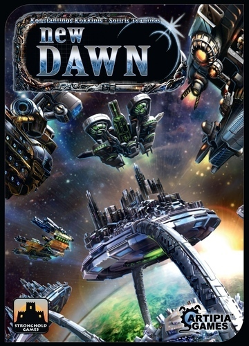 "New Dawn (An ""Among the Stars"" universe game)"