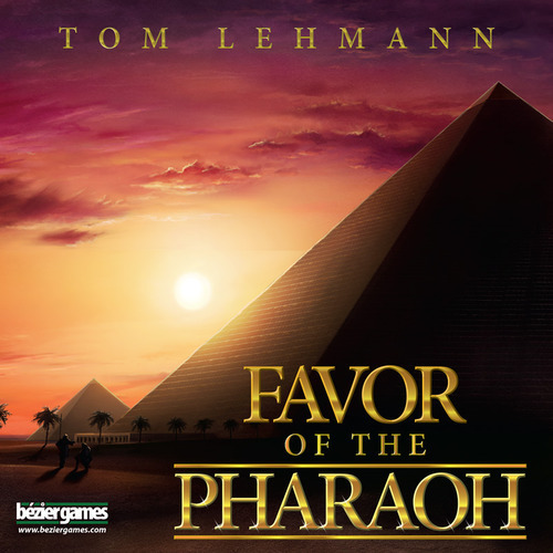 Favor of the Pharaoh