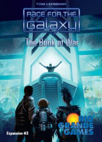 Race for the Galaxy Expansion: The Brink of War