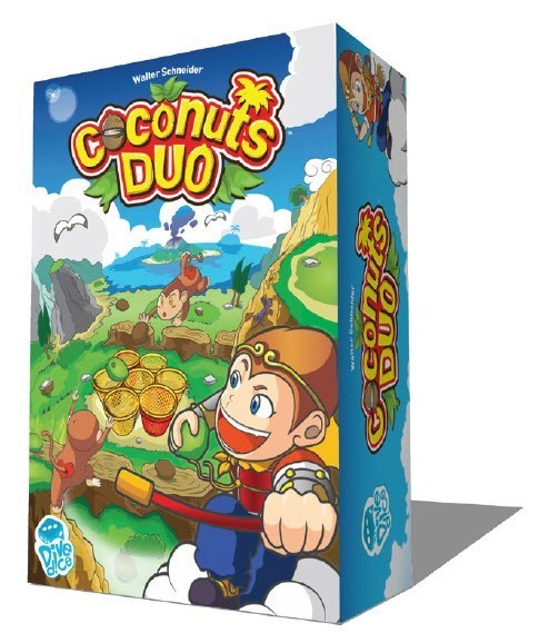Coconuts Duo (Ding/Dent-Light)