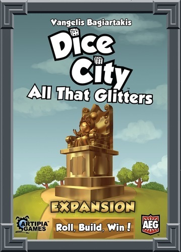 Dice City Expansion: All That Glitters