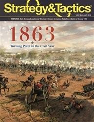 Strategy & Tactics: 1863