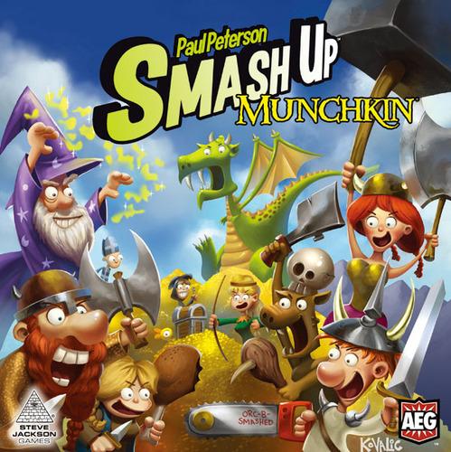 Smash Up: Munchkin (Standalone/Expansion)