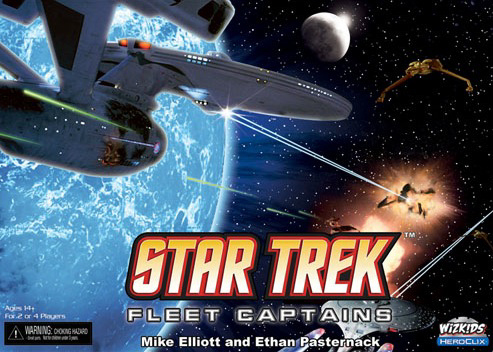 Star Trek: Fleet Captains (Core Game)