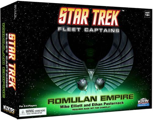 Star Trek: Fleet Captains Romulan Empire Expansion