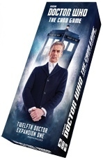 Doctor Who: The Card Game - Twelfth Doctor Expansion One
