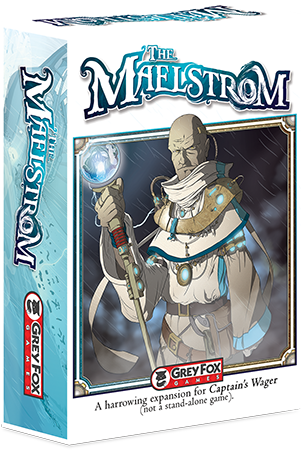Captain's Wager Expansion: The Maelstrom