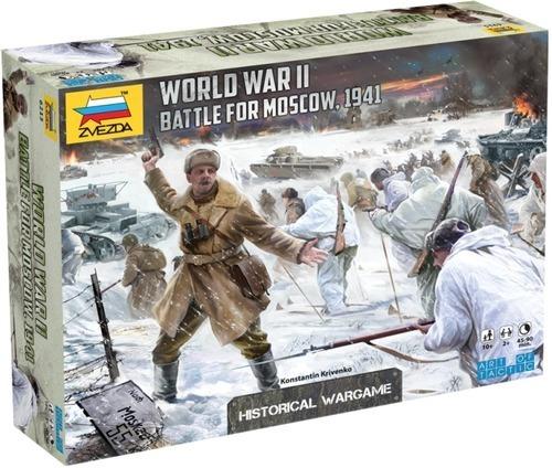 World War II: Battle for Moscow, 1941 (DING/DENT-VERY LIGHT)