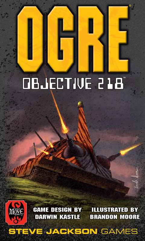 OGRE: Objective 218