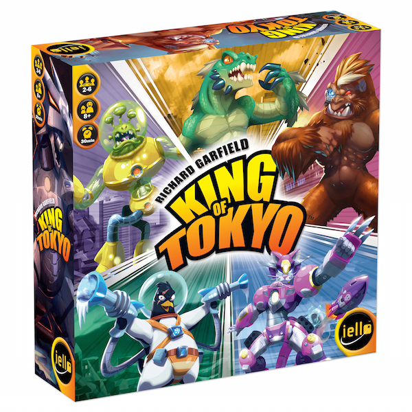 King of Tokyo, 2nd Edition