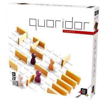 Quoridor (DING/DENT-Very Light)