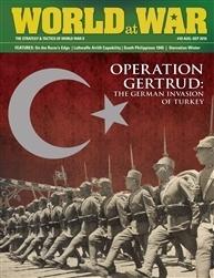 World at War: Operation Gertrud - The German Invasion of Turkey