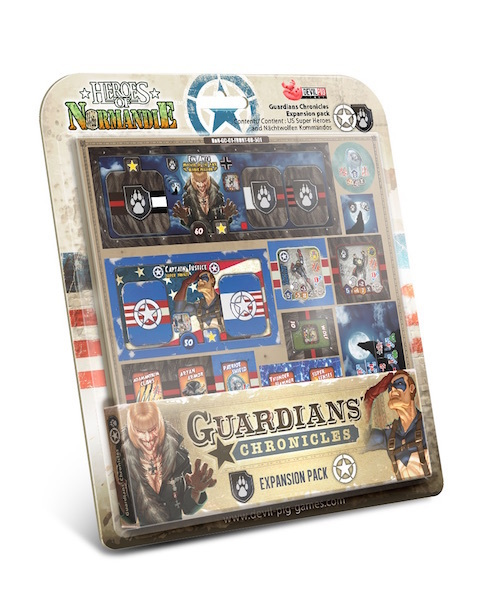 Heroes of Normandie Expansion Pack: Guardians' Chronicles
