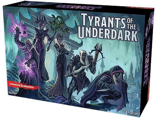 Dungeons & Dragons: Tyrants Of The Underdark
