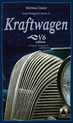 Kraftwagen – V6 Edition (DING/DENT-Very Light)