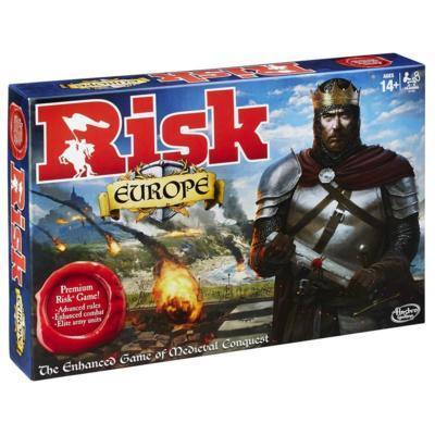 RISK: Europe (DING/DENT-Heavy)