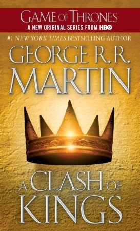 A Game of Thrones Novel - Book 2: A Clash of Kings (PB)