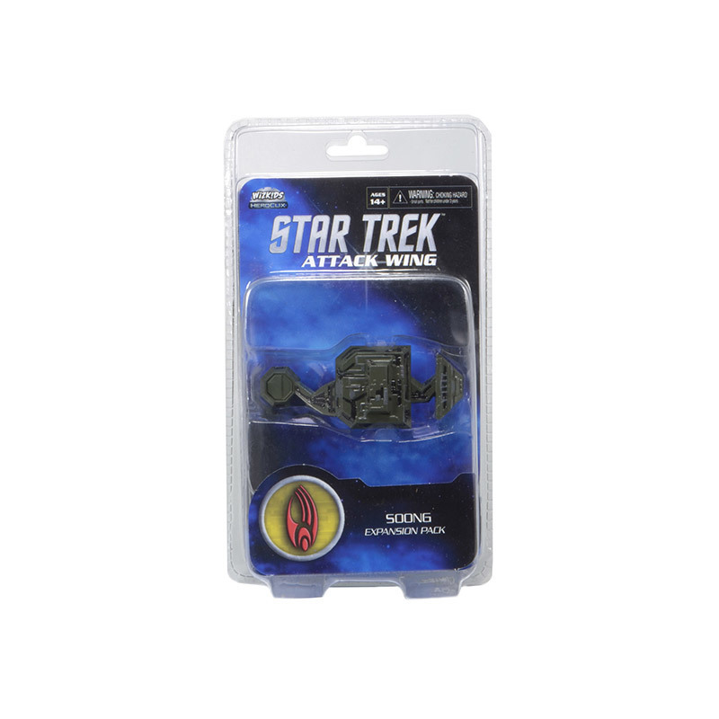 Star Trek: Attack Wing Expansion Pack - Soong (Borg)