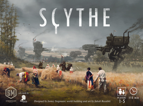 Scythe (Core Game)