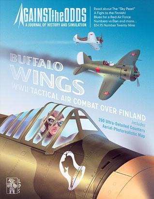 Against the Odds - V8 I1 #29: Buffalo Wings