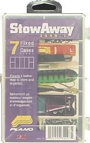 POCKET STOWAWAY - 7 COMPS (PLANO)
