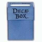 Ultra-Pro Deck Box Textured Caribbean Blue