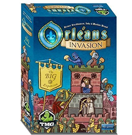 Orleans Expansion: Invasion