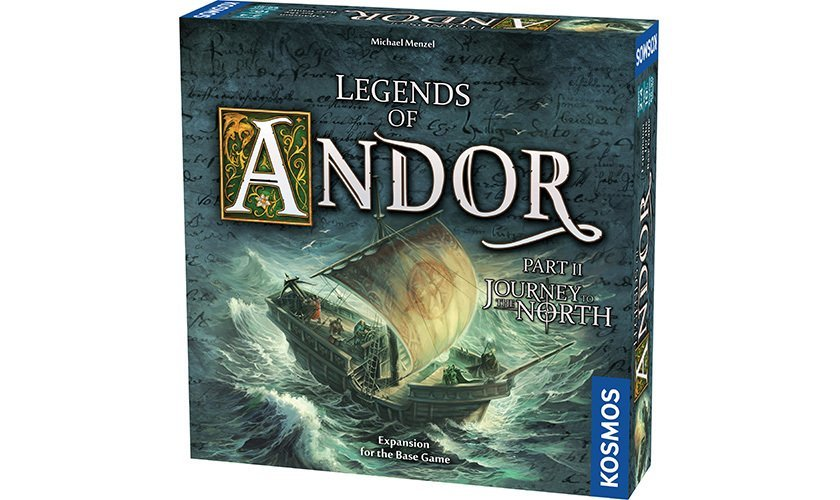 Legends of Andor Expansion: Journey to the North