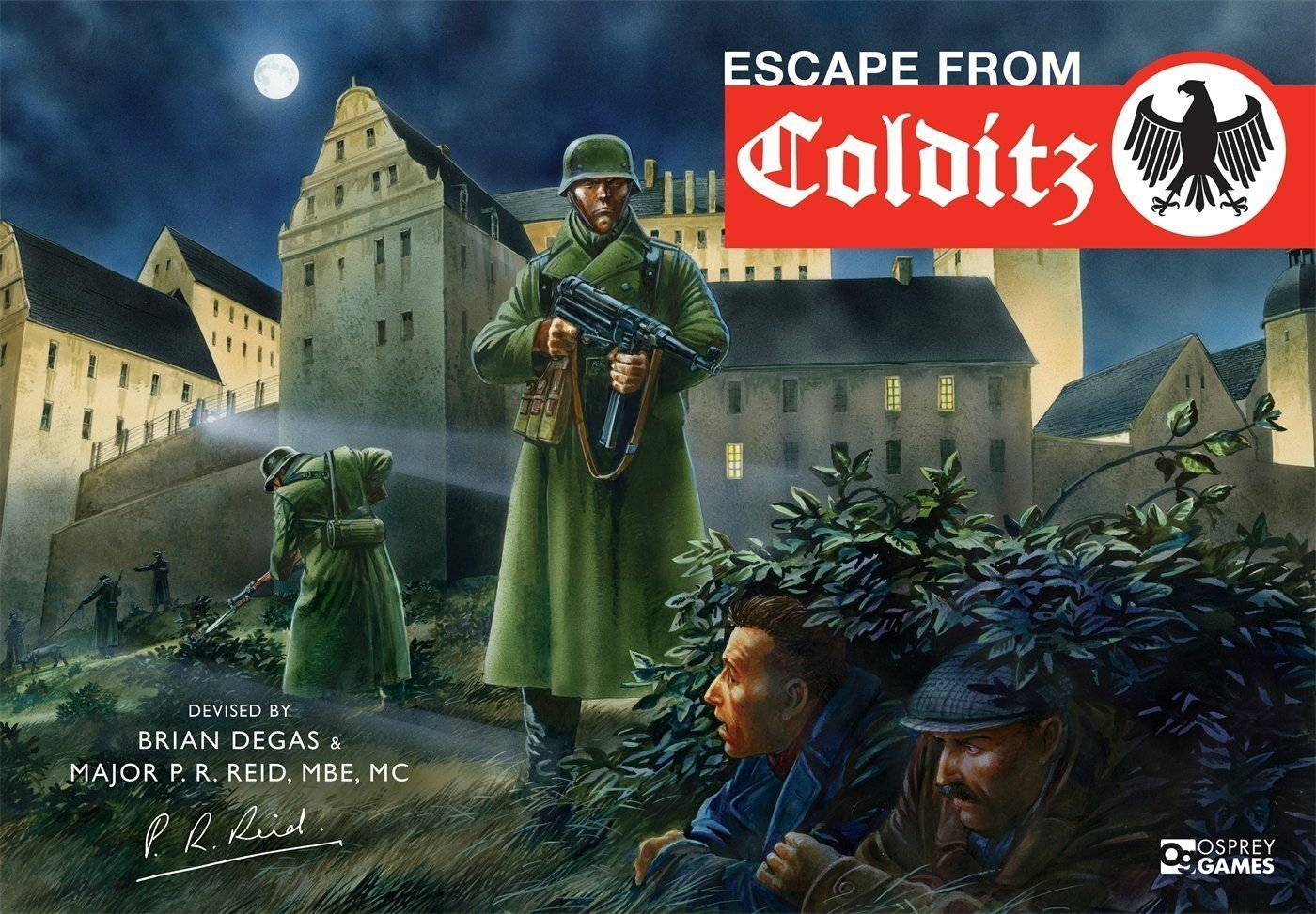 Escape from Colditz (75th Anniversary Edition)