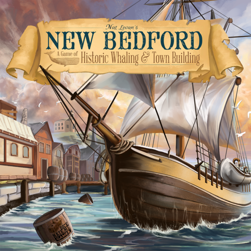 New Bedford: A Game Of Historic Whaling & Town Building