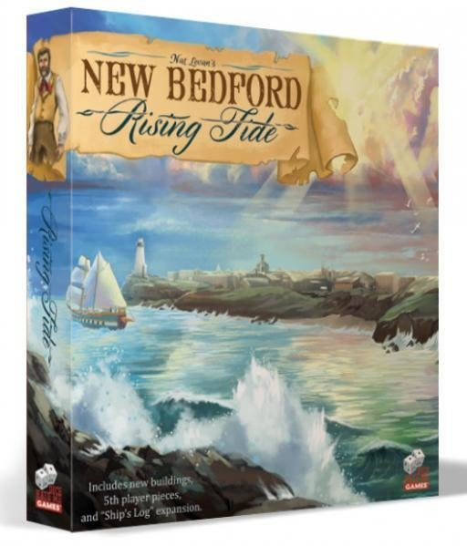 New Bedford Expansion: Rising Tide